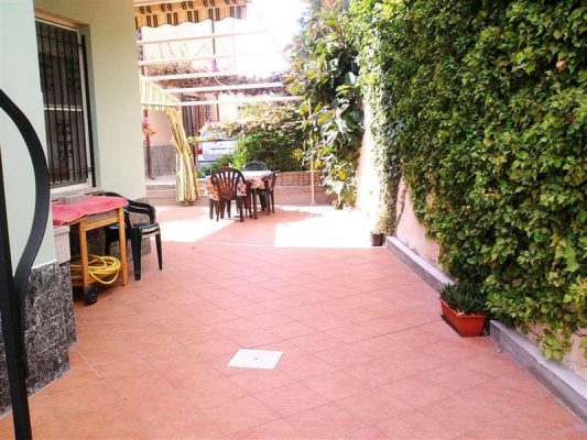 bilocale giardino via pomaire01